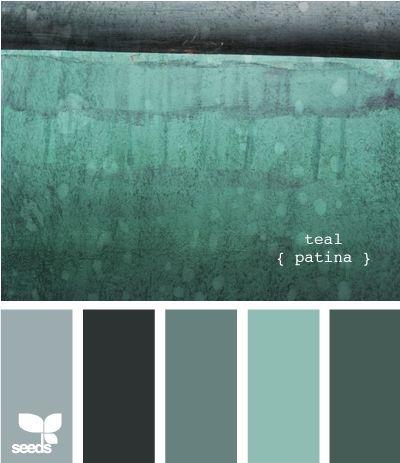 sea colors - love!
