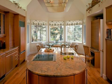 Kitchen Bay Window Ideas: Pictures, Ideas U0026 Tips From