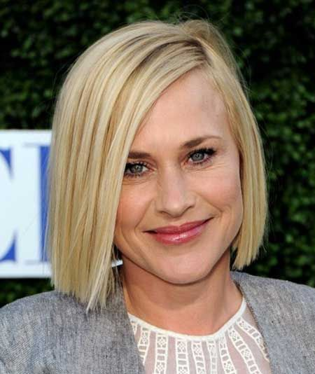 Hairstyles For Straightened Hair : Best 25 short straight bob ideas on pinterest straight
