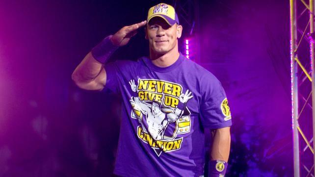 WWE.com: The history of John Cena's T-shirts: photos #WWE
