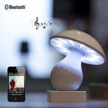 Lampada altoparlante Bluetooth MUSHROOM