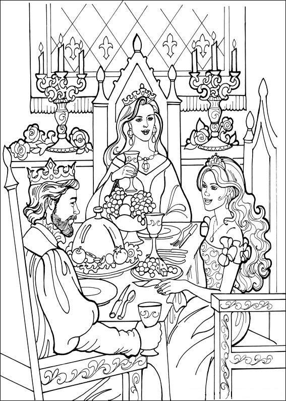 Efteling Hotel Kleurplaat 849 Best Coloring Pages Barbie Disney Nouveau Etc