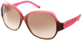 Karl Lagerfeld Fuchsia Contrast Sunglasses