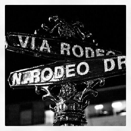 $hopping Down FABULOUS Rodeo Drive Beverly Hills CA!! #California Girl