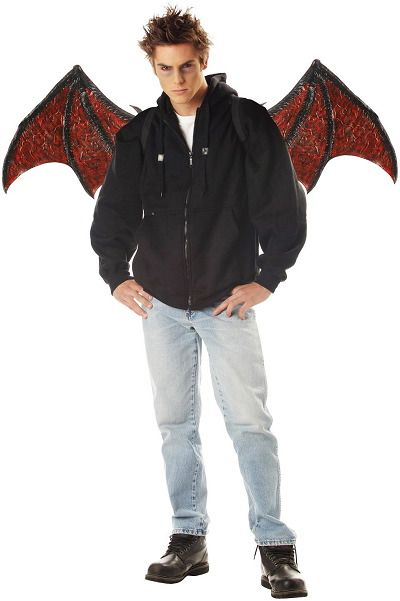 Blood Red Wings Adult
