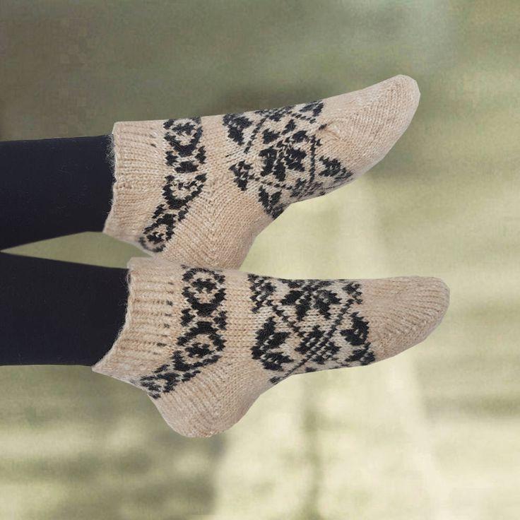 Women's wool socks, Merino wool socks, Womens knit socks, Knit slippers women, Knitted wool socks, Short wool socks, Organic wool socks by LanaTrend on Etsy https://www.etsy.com/listing/473694863/womens-wool-socks-merino-wool-socks