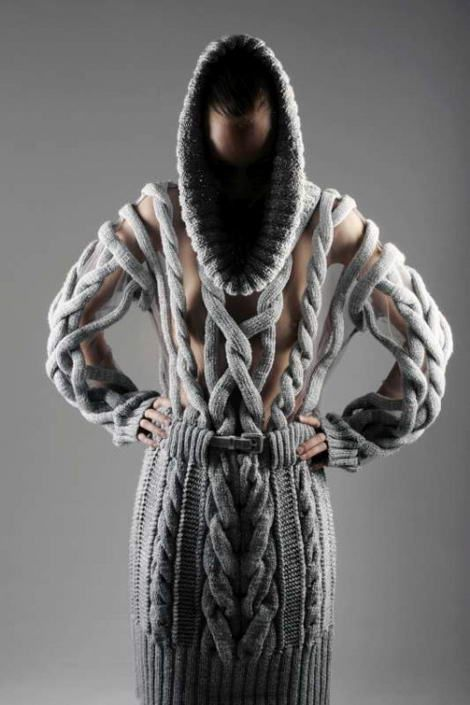 Irina Shaposhnikova's knit wonders
