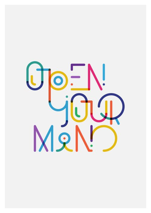 Open Your Mind . André Torres