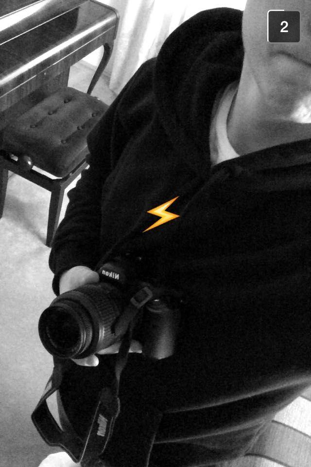 Snap z piorunem!  #nikon #aparat #cleant #noir #piorun #hoodie