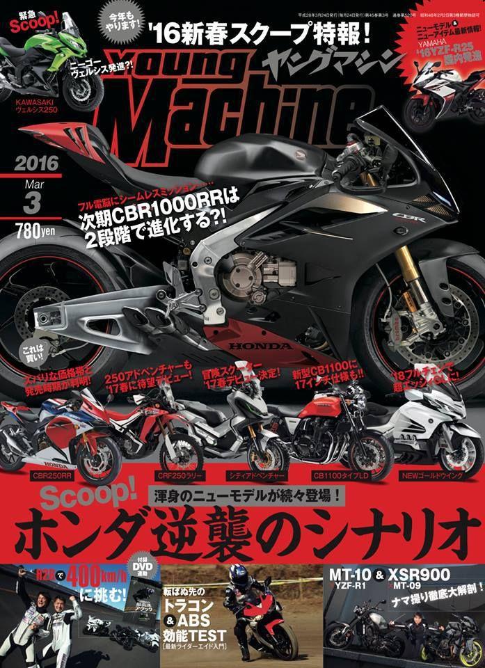 New Ducati Lineup