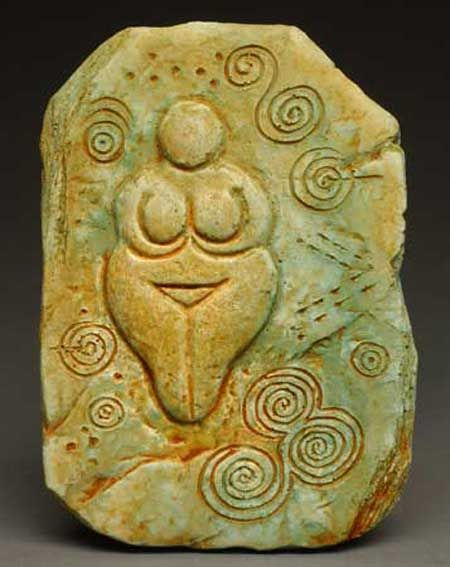 A nice Goddess plaque. I guess this makes me a goddess cause this is what I look like right about now.