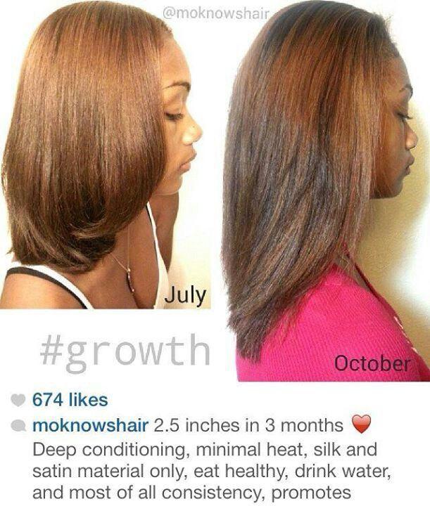 #growhair #рост волос #отрастить волосы