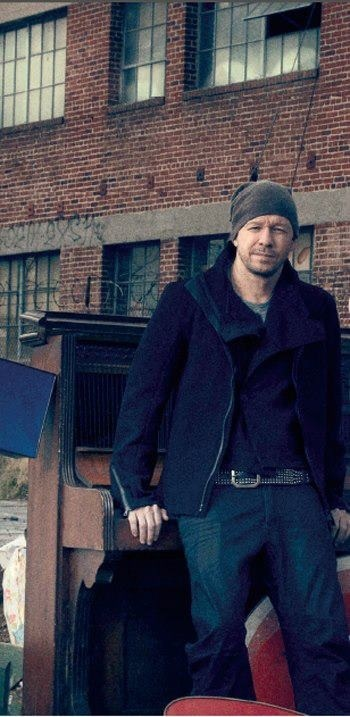 Donnie Wahlberg- OMG He's PERFECT :D