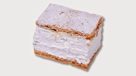 Varomeando: Milhojas de merengue