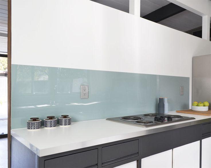 339 best images about our eichler story on pinterest for Alternative kitchen backsplash ideas