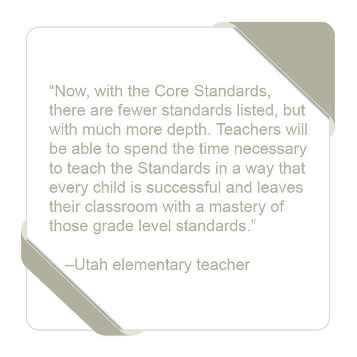 Utah Core Standards Home