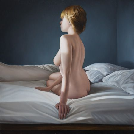 Painting by Mary Jane Ansell
