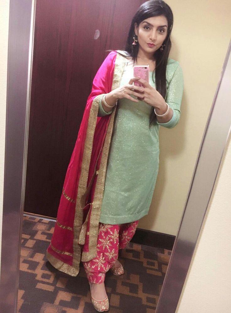 25+ cute Punjabi salwar suits ideas on Pinterest | Indian ...