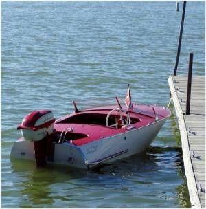 1950 Glen-L Squirt Boat 2