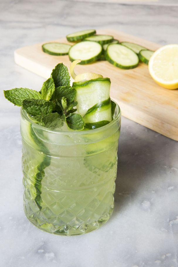 Fresh Time cocktail - Nice and Fresh indeed!   Des cocktails insolites sur Shotgun, l'app des plans insolites parisiens à télécharger dès maintenant  - http://lc.cx/ZczW -   #cocktail #summerinparis #shotgun