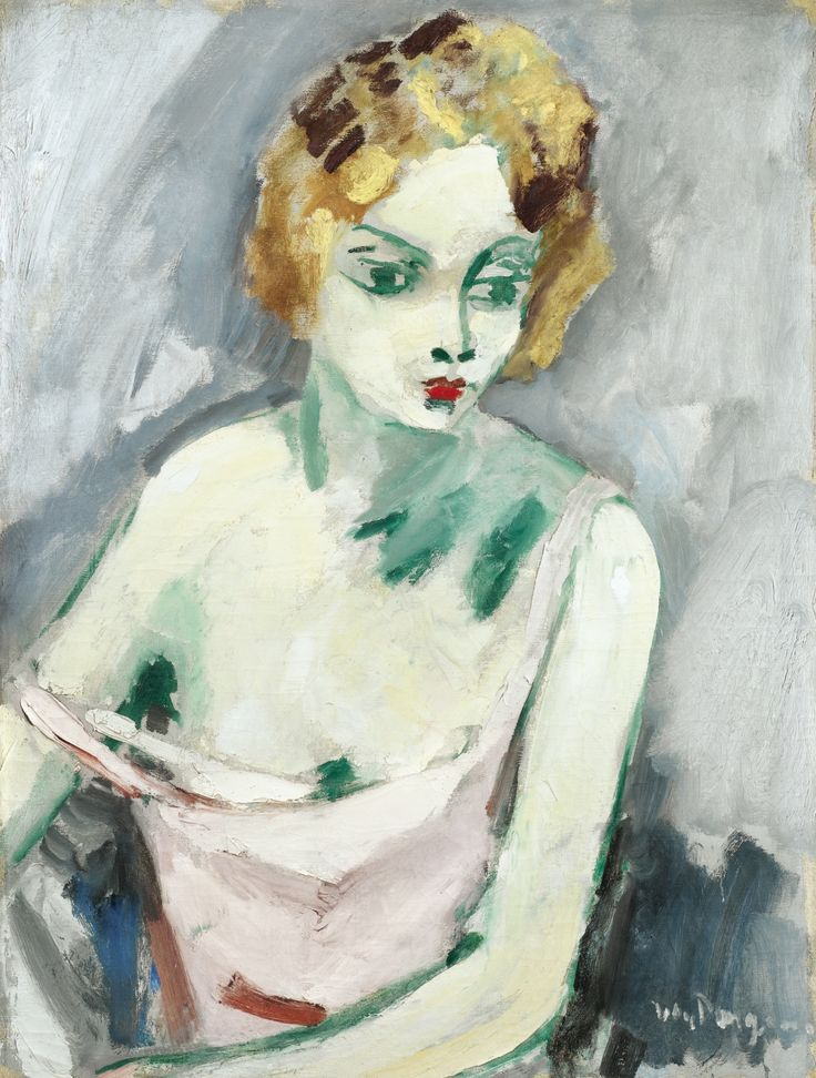 Thunderstruck (Kees van Dongen (Dutch, 1877-1968), Portrait de...)