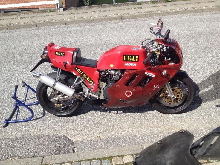 798 besten Cafe Gixxer (Suzuki GSX-R Custom Cafe Racer