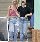 Step out for a coffee in New Orleans with Stella Maxwell - March 18 - Kristen Stewart - Step out for a coffee in New Orleans with Stella Maxwell on March 18-99 - Kristen Stewart Pictures