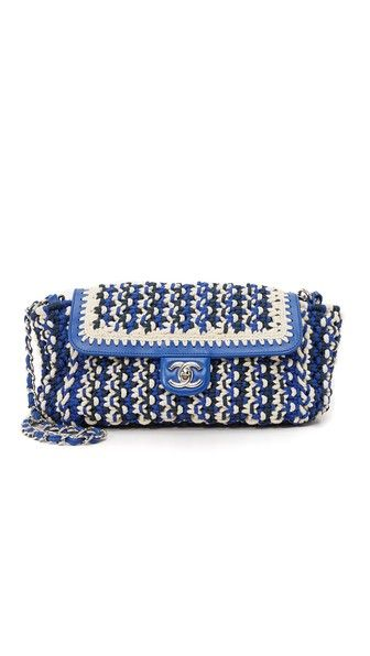 What Goes Around Comes Around Chanel Jumbo Flap Bag (Previously Owned)