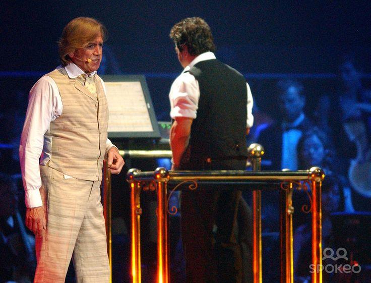 Justin Hayward Jeff Wayne's 'War of the Worlds' (Musical Version) live held at the Heineken Music Hall