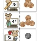 Here is a coin/money matching activity using CANADIAN coins. This is a set of 14 cards covering denominations $.0 - $2.00 all in CANADIAN COINS.  T...