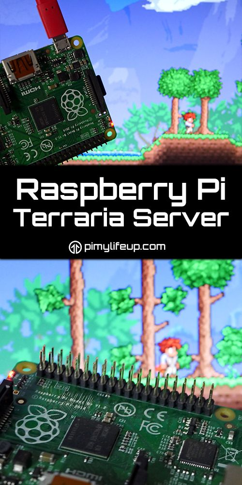 Setting up a Terraria Server on the Raspberry Pi | Raspberry Pi