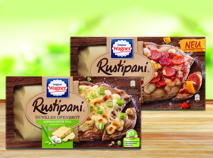 B+P Creality - Rustipani Topped Baguette Redesign