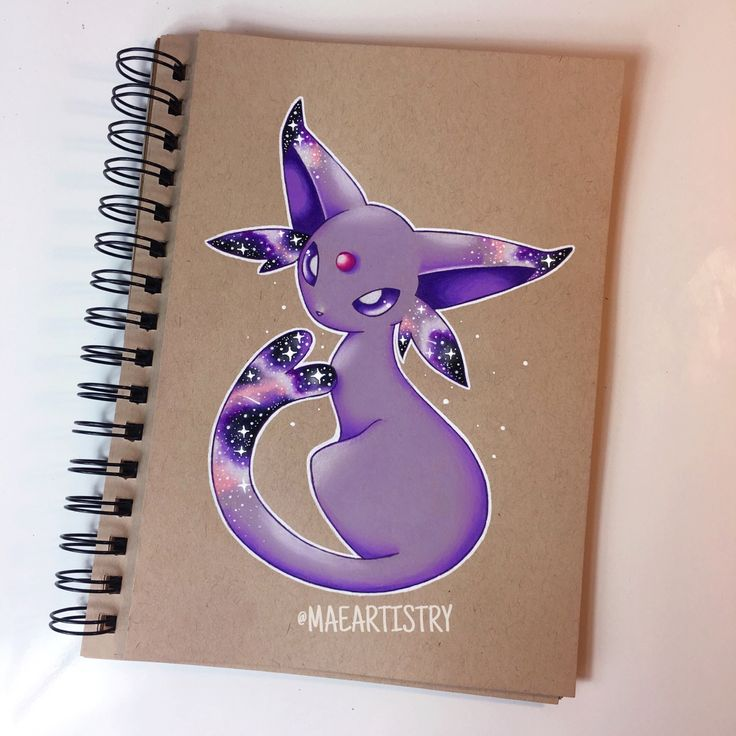 Finished Espeon. I'll be working on Umbreon next  ________ ‣ facebook.com/marilynmaeart ‣ instagram.com/maeartistry ‣ twitter.com/maeartistry