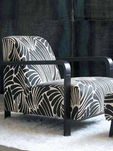 Florence Broadhurst Fingers #materialisedfabrics #fabricsfortherealworld #performancefabrics #restaurantdesign #florencebroadhurst