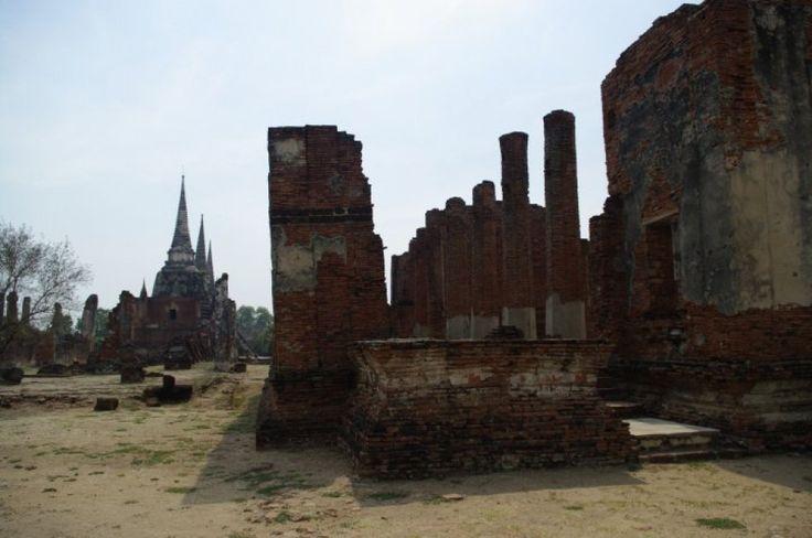 Photos de voyage à #Ayutthaya gay friendly en Thaïlande. Tour du monde selon Gay Voyageur:  http://www.gayvoyageur.com