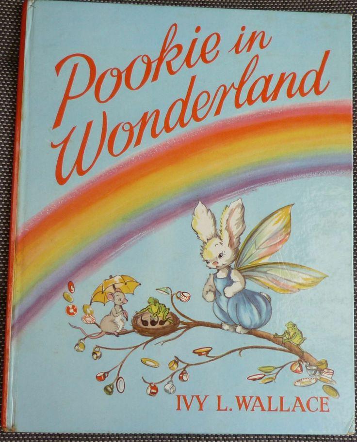 IVY L. WALLACE ''POOKIE IN WONDERLAND'', 1963 | eBay
