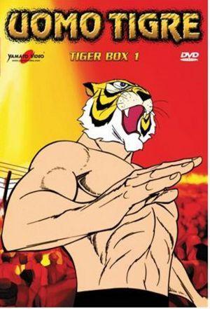 Locandina del film L'uomo tigre