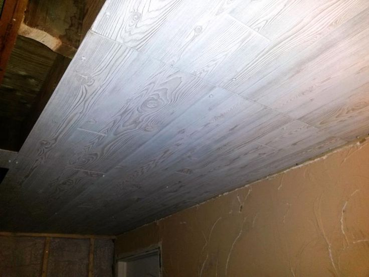 17 Best Ideas About Basement Ceiling Options On Pinterest