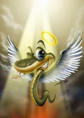 I CHING: não dê asa a cobra