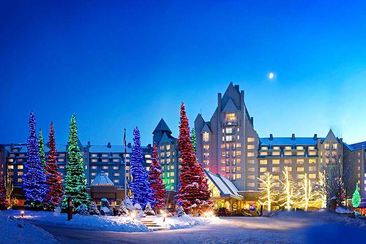 Whistler Christmas Dinner 2020 Christmas Dinner & Dance   Fairmont Chateau Whistler in 2020