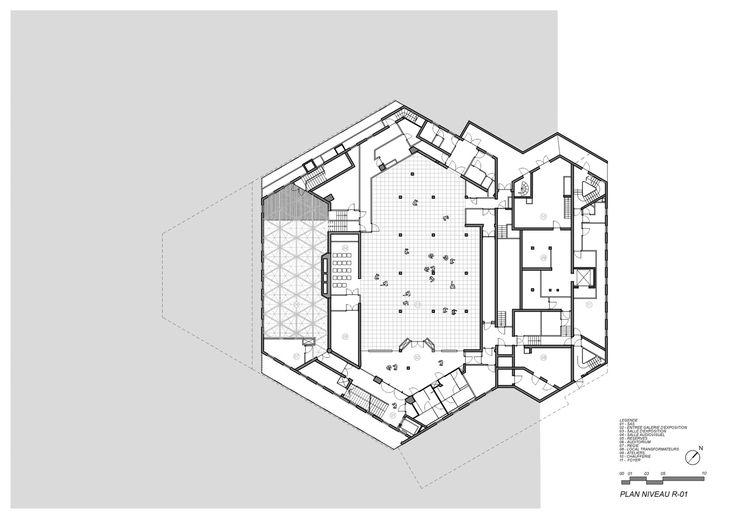 Gallery of Theatre Maurice Novarina Renovation/ WIMM - 22