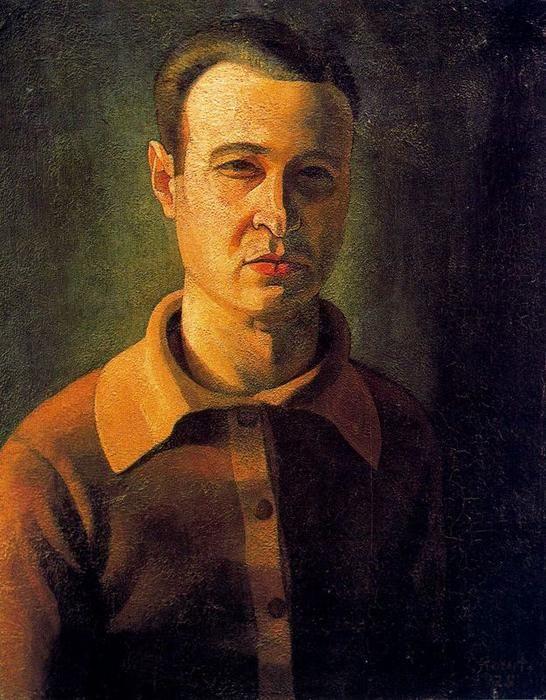Emilio-Pettoruti-Self-portrait.JPG (546×700)