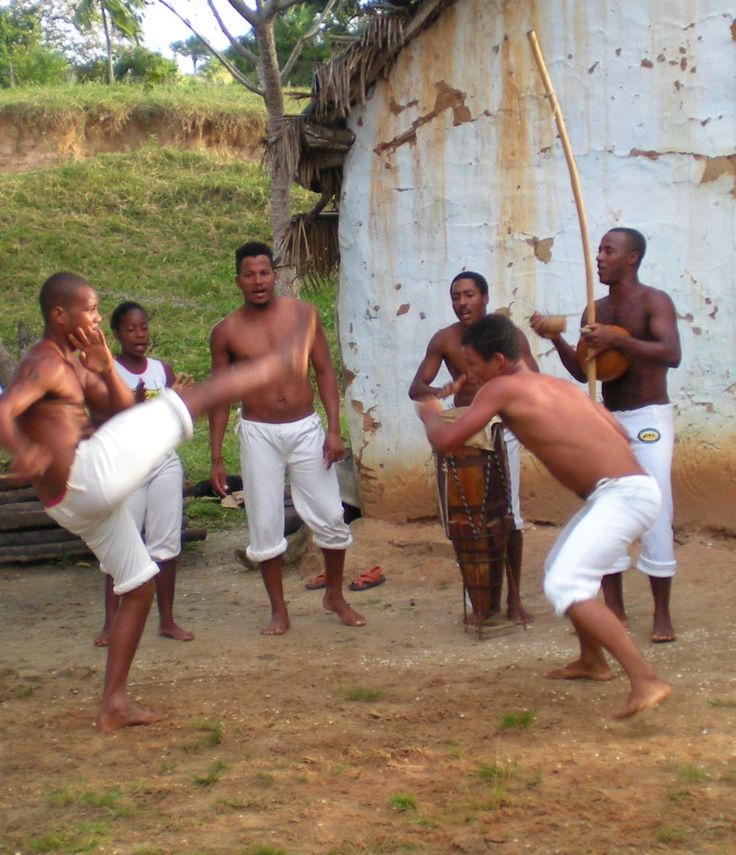 "After the banning of slavery in 1888, Brazilian government continued to ban Capoeira who was wildly viewed as a martial art practiced by ""thugs"" and ""criminals"". Fortunately, many African Brazilians and other Brazilians who realized its true value and history did not allow the criminalization of their martial art and continued to practice Capoeira."