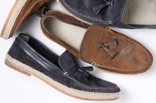n.d.c. doesn't make mistakes in making shoes. Proven by this handsome hard-to-design Espadrilles.