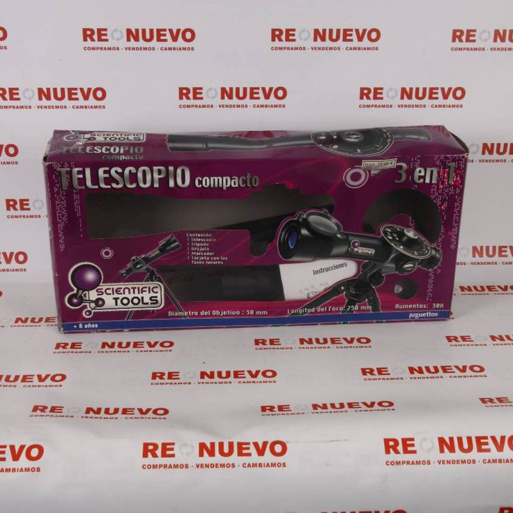 # Telescopio Scientific tools E269221 de segunda mano#segundamano#