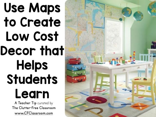 How Classroom Decor Affects Students : Best images about fun social studies on pinterest
