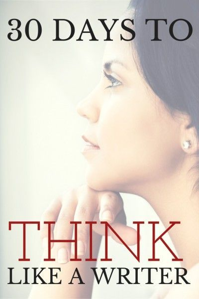 It takes a certain mind-set to write: Write every day for a month and practice getting into that mind set. http://www.darcypattison.com/novels/think-like-a-writer-toc/