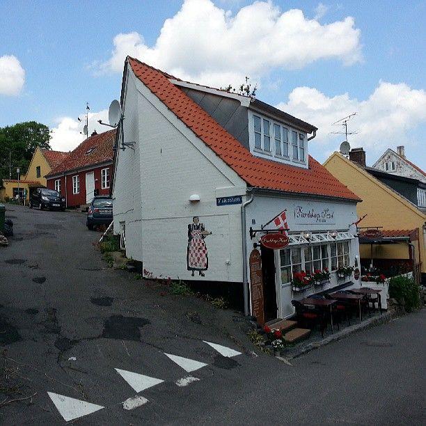 #Gudhjem #Bornholm