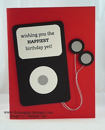 iTune Card - include an iTunes gift card for the perfect birthday gift for a teen!