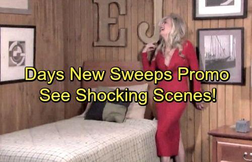 Days of Our Lives Spoilers: New November Shocker Video Promo - Kristen DiMera Return Confirmed – Eileen Davidson Longer Stay
